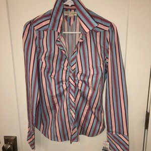 Tommy Hilfiger western inspired blouse XL NWT